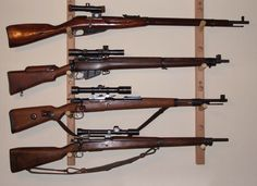 Lee-Enfield | Lee Enfield No. 4-Based, WW2 and L42A1 Sniper Rifles ~ Armedkomando