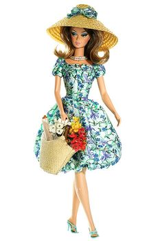 Classy, demure, equisitely feminine - I'm that Barbie. What kind of Barbie are you? ~ Gracie