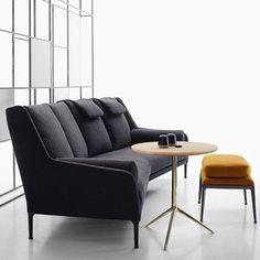 B&B Italia #bebitalia #50bebitalia #Deloudis #milano2016 #milandesignweek #salonedelmobile #salonedelmobile2016 #isaloni #isaloni2016 #fuorisalone #fuorisalone2016 #milano #milan #modern #moderndesign #contemporary #contemporarydesign #instadecor #instadesign #inspiration #luxury #luxurious #luxurydesign #luxuryfurniture #design #decor #interior #sofa #table by deloudis_