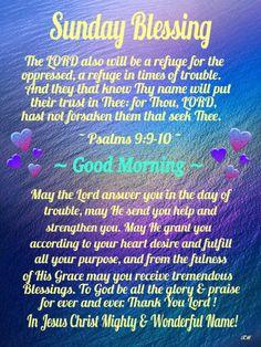 Blessed Sunday Morning, Sunday Prayer, Sunday Morning Quotes, Good Morning Prayer, Morning Blessings, Good Morning Messages, Morning Prayers, Daily Prayer, Happy Sunday