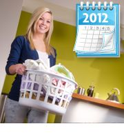 Make Your Laundry Resolutions for the New Year – By Carole F., Laundry Care Writer