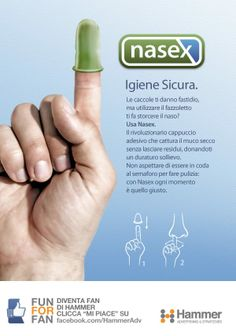 Igiene sicura con Nasex
