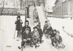 """22.1.-38 """"Vorsteenin mäki"""" on edelleen suosittu kuopiolaisen nuoren polven keskuudessa."""