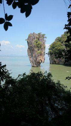 Me on hols Jan 2014 Ao Phang Nga National Park, Koh Yao Yai, James Bond Island, James Bond Movies, Krabi, Koh Tao, Phuket, Thailand, Scenery