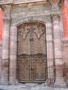 Mexican mature magic door