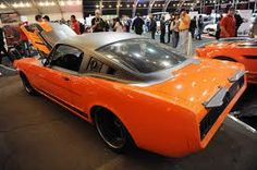 """Ring Brothers 1965 Ford Mustang """"Producer"""" goes for $286,000"""