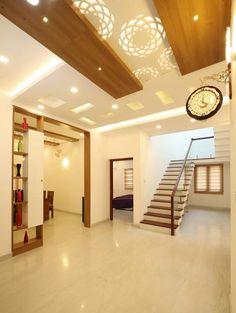 Small House Interior Design, Bungalow House Design, Apartment Interior Design, Home Room Design, Interior Exterior, Bedroom Furniture Design, Home Decor Furniture, Floor Design, Ceiling Design