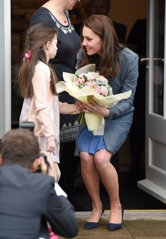 Pin for Later: The Duchess of Cambridge is a Beam of Sunshine During Her Appearance in Norfolk