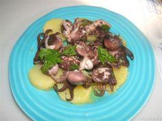 » Moscardini e patate Ricette di Misya - Ricetta Moscardini e patate di Misya