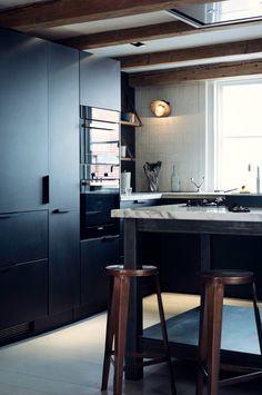 Modern Kitchens By Eginstill