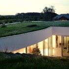 Love the roof on the OUTrial House project located in Ksiazenice, Poland.