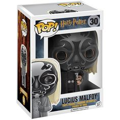 Death Eater Mask Lucius - Vinyl Figure 30