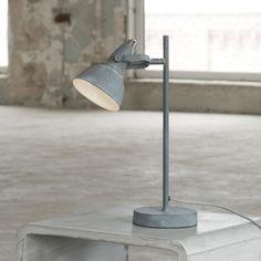 Tafellamp 'Andre' betonlook
