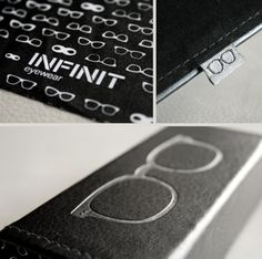 Infinit Eyewear / Cases & Cleaning Clothes by Ulrich Santa Maria B