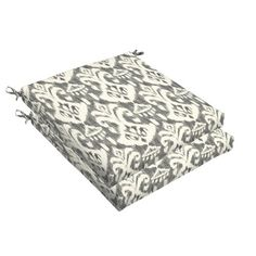 Found it at Wayfair - Indoor/Outdoor Dining Chair Cushion