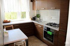 aranżacja kuchni w bloku z oknem - Szukaj w Google