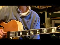 Comping for jazz standards - YouTube