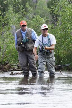 """Fly fishing guides rule! Well, I don't know what we actually """"rule"""" but we are pretty radical."""