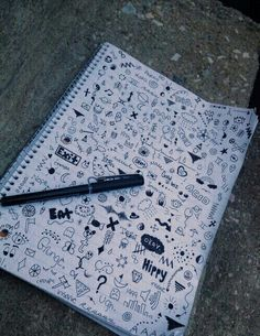Image via We Heart It #cool #doodle #doodles #draw #drawing #♥