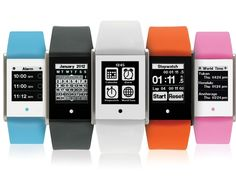 """T3 Magazine Calls Phosphor's Touch Time Watch """"The Latest Success Story in Crowd Funding"""""""