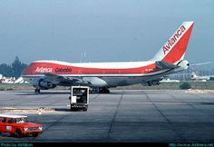 Avianca   Boeing 747-259BM 747 Jumbo Jet, Boeing Aircraft, Vintage Air, Commercial Aircraft, Civil Aviation, Aircraft Pictures, Granada, Airplanes, Travel