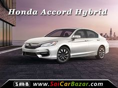 Honda Accord Hybrid Finally Goes On Sale In India:  Prices Start at 37 Lakh.