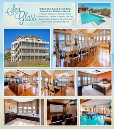 1000 images about premier vacation homes on hatteras for 12 seater poker table