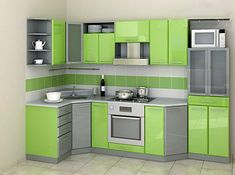 Modern kitchen design is great for a complete redevelopment and the. Moduler Kitchen, Glossy Kitchen, Kitchen Modular, Kitchen Pantry Design, Cocinas Kitchen, Kitchen Shop, Modern Kitchen Cabinets, Modern Kitchen Design, Interior Design Kitchen