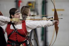 archery in the SCA