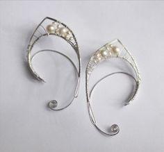 elf ear earrings? awesome.