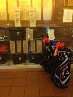 Driving Trophy by Conte di Carmagnola at the Golf Club Udine - Italy