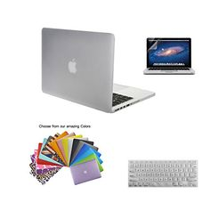 MacBook Pro13 Case , iNeseon- * 3 in 1 * [Ultra Slim Seri…