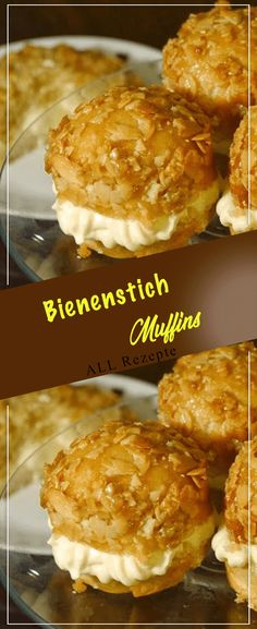 Bienenstich-Muffins – All Rezepte kuchen ostern rezepte torten cakes desserts recipes baking baking baking Easy Egg Recipes, Easy Healthy Recipes, Easy Meals, Crockpot Recipes, Kids Meals, Vegetarian Recipes, Healthy Make Ahead Breakfast, Homemade Breakfast, Breakfast Sausage Recipes
