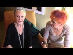 ▶ Health Tips From the Advanced Style Ladies - YouTube