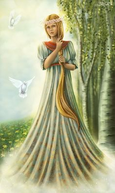 Goddess Lada