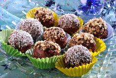Najlepši sitni kolači: recept za praline od urmi, lešnika i čokolade (POSNO)