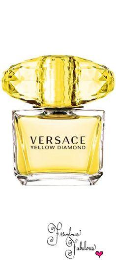 Versace Yellow Diamond Perfume | House of Beccaria#