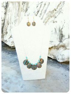 Made in Marina di Massa Handmade polymerclay necklace