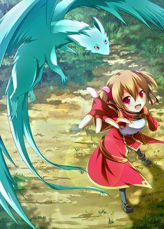 綾野 珪子 Keiko Ayano (シリカ Silica) - ソードアート・オンライン Sword Art Online - SAO