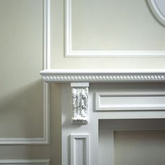 Panel Moulding Cornice Moulding Stucco Orac Decor P6020 LUXXUS Decoration element for wall and ceiling 2 m