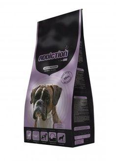 Addiction Sensitive pienso para perros 15kg. Pienso para perros ADDICTION SENSITIVE 15 kg. Alimento / Comida para perros indicada para adultos menores de 7 años de todas las razas con problemas digestivos y de alergias. Ingrediente Principal: Salmon. En Petclic ahorras mas de un 35% en todas tus compras de piensos y alimentación para perros Todas las garantías. Toda la seguridad que necesitas y mas de 5.000 productos de alimentación rebajados. www.petclic.es