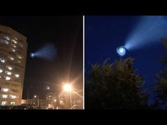 Strane luci nel cielo, le immagini fanno il giro del mondo: ma la spiega...