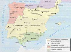 España visigoda