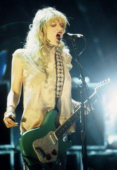 Courtney Love always beautiful