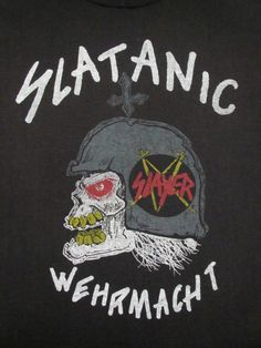 Slayer 85 Tour