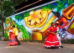 murales en Nicaragua