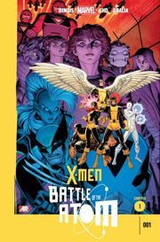 X-Men: Battle Of The Atom #Complet
