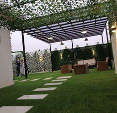 House Ceiling Design, House Design, Zen Home Decor, Rooftop Design, Backyard Pavilion, Plant Aesthetic, Cafe Interior Design, Kitchen Room Design, Luxury Homes Dream Houses