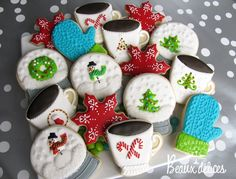 Beaux Delices Cookies