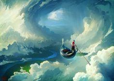 Awesome digital paintings by Artem Rhad Cheboha